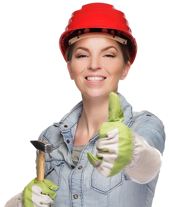 ac technician woman
